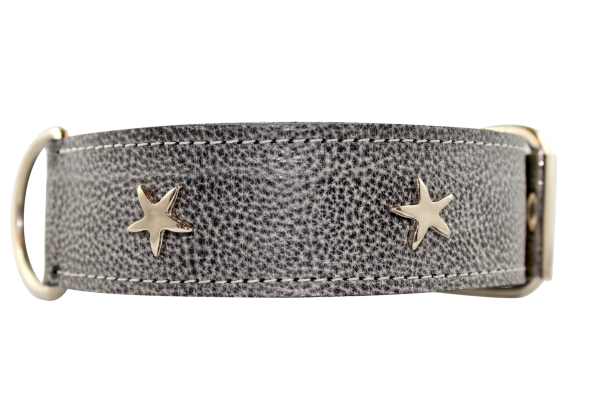 Halsband Nature Grey Sternie